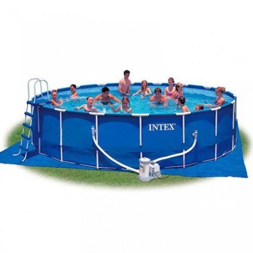 Bazen Intex 457x122cm set