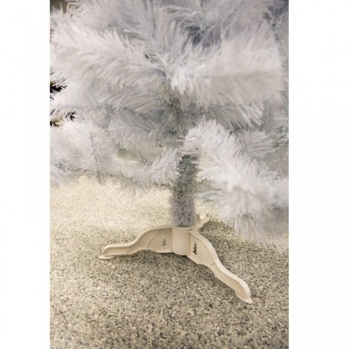 Bela novogodišnja jelka 120 cm