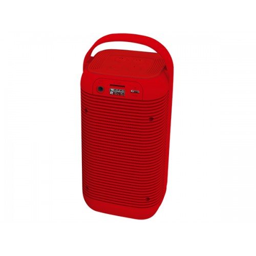 Bežični Bluetooth zvučnik Xwave B Power Tull red 023690