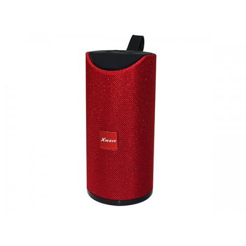 Bežični Bluetooth zvučnik Xwave B SELFIE red 023883