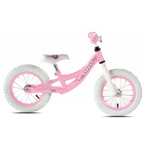 Bicikl bez pedala - pink  GUR-GUR 2016