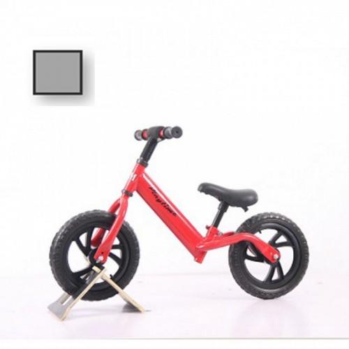 Bicikl za decu bez pedala Balance bike model 750 srebrni