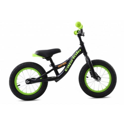 Bicikl za decu bez pedala Gur Gur zelena i crna 2020