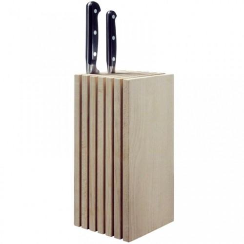 Blok za noževe od bukve