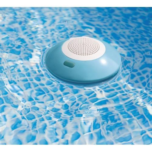 Bluetooth plutajući zvučnik sa LED svetlom za bazene INTEX