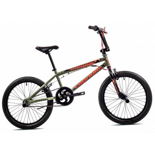 BMX Totem 20 Zelena i Oranž 10.5