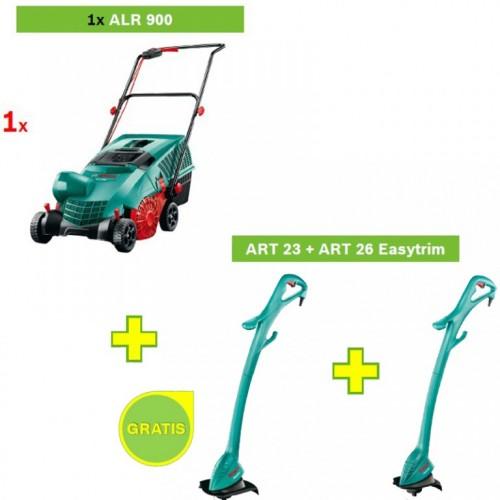 Bosch češljač trave ALR 900 + Trimer ART 23 i ART 26 EASYTRIM