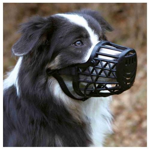 Brnjica Za Psa Plastična 17 cm