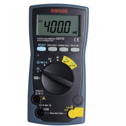 Digitalni multimetar Sanwa CD770