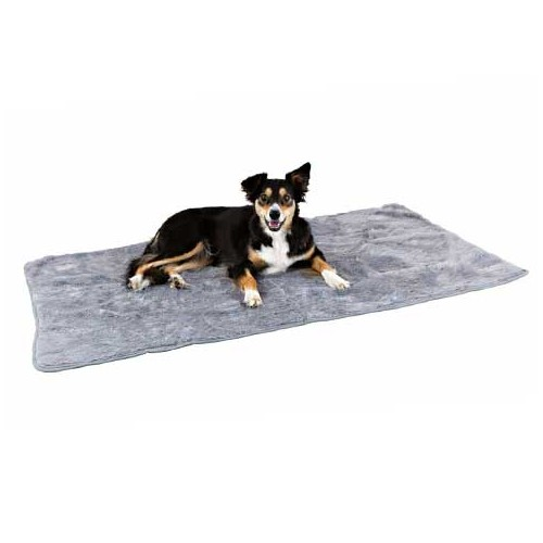 Termo ćebe za pse sivo