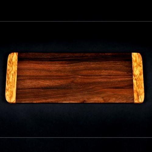 Daska za sečenje i serviranje 410x160x13 - Orah Maslina