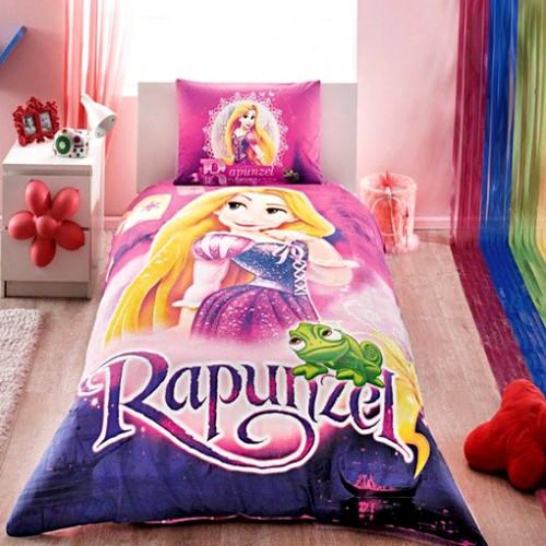 Dečija posteljina Disney Rapunzel