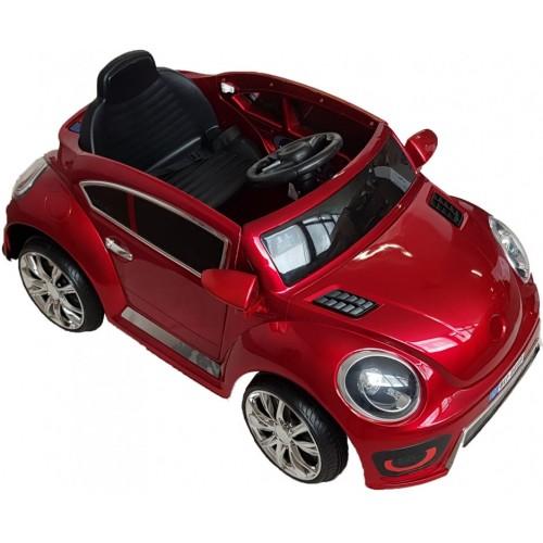 Dečiji auto na akumulator Buba Metalik Crvena