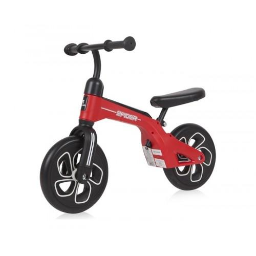 Dečiji bicikl Balance Bike Spider crveni
