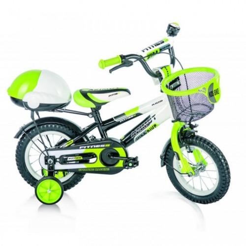 Dečiji bicikl Fitness 12in zeleni