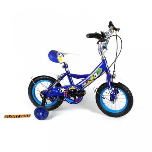"""Dečiji bicikl Glory Bike 12"""" plavi"""