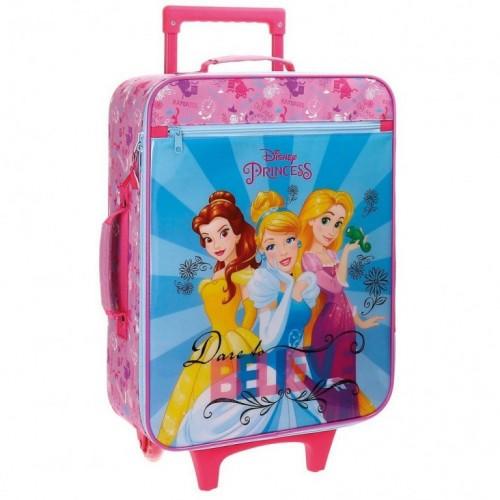 Dečiji kofer 50cm Disney Princess Rainbow