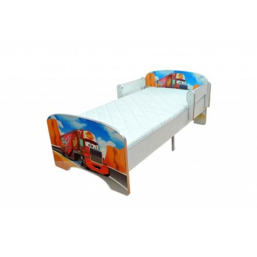 Krevet za decu Red Truck 160x80 cm  model 804