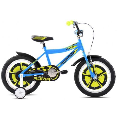 Dečiji bicikl Capriolo Adria Rocker 16 plavo-žuto