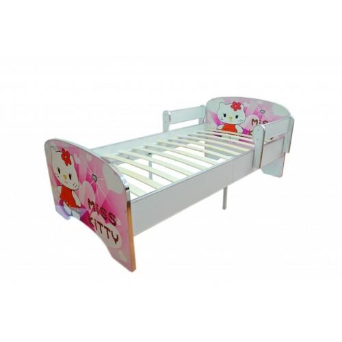 Krevet za decu Pink Kitty 160x80 cm model 804
