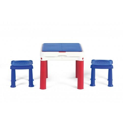 Dečiji set sto Construct  sa dve stolice
