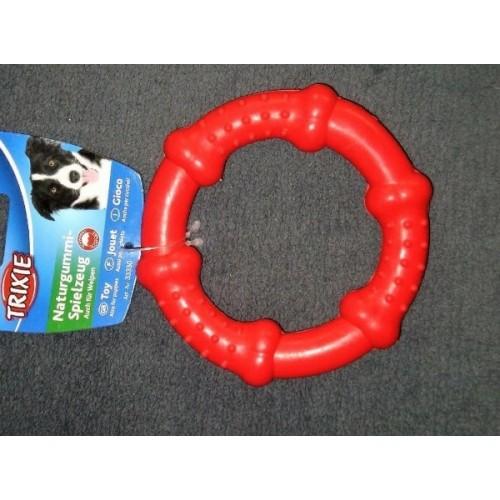 Dentafun prsten Pluto 13 cm crvena
