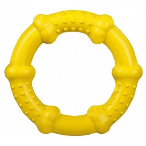 Dentafun prsten Pluto 13 cm žuta