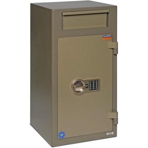 Depozitni protivprovalni sef sa elektronskom bravom Valberg ASD 32 EL 3mm