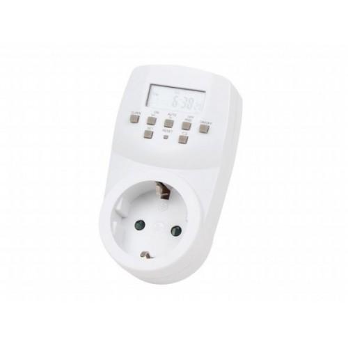 Digitalni tajmer za struju HA-DT 24/7-10A