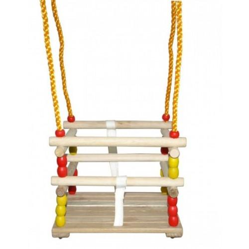 Drvena ljuljaška za decu