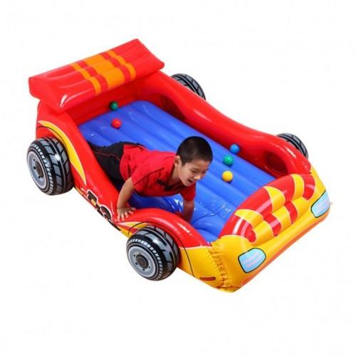 Dušek sportski auto na naduvavanje