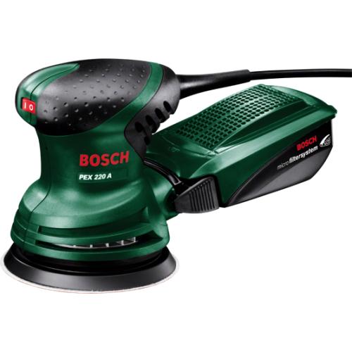 Ekscentar brusilica Bosch PEX 220 A