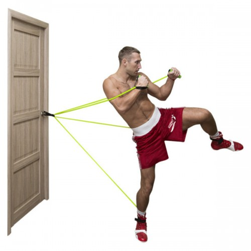 Ekspander za vežbanje udaraca ljubičasti 6kg