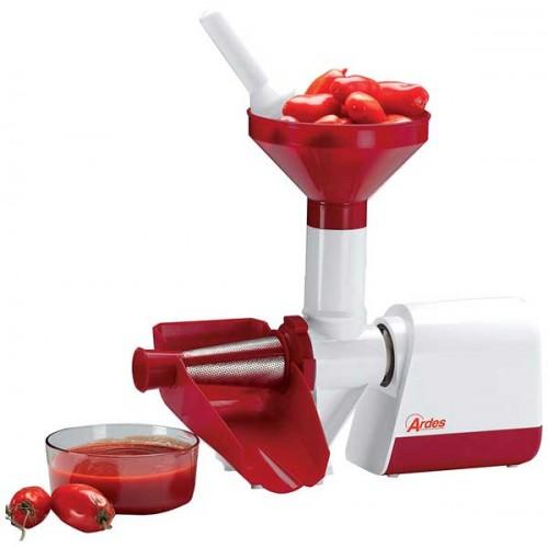 Električna mašina za mlevenje paradajza