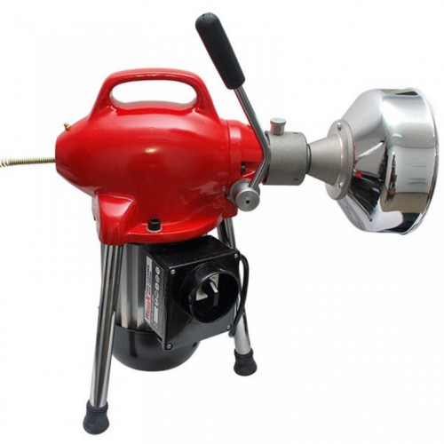 Električni čistač cevi Womax 20-100 mm