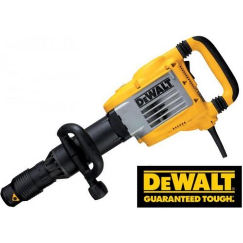Elektro-pneumatski čekić za rušenje SDS Max DeWalt D25899K