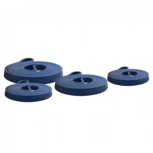 Fitnes gumena traka opterećenja 208 x 2.0 x 0.45 cm
