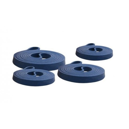 Fitnes gumena traka opterećenja 208 x 6.4 x 0.45 cm