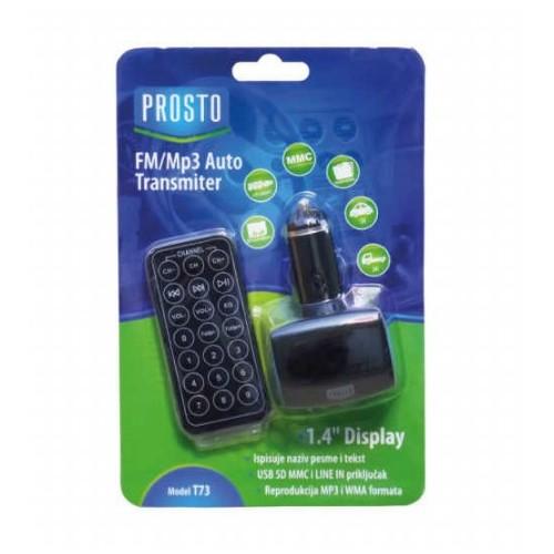 FM transmiter MP3 T73 PROSTO slika 2