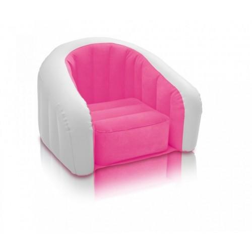 Stolica za decu na naduvavanje roze