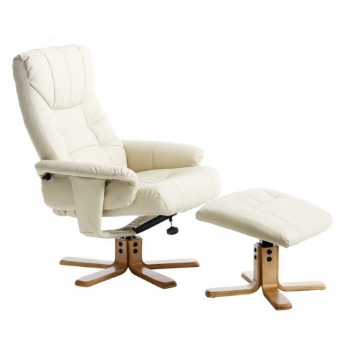 Fotelja sa tabureom Passion