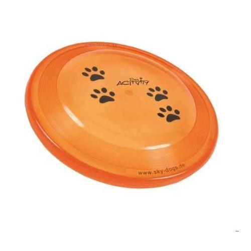 Frizbi za pse Naranđasta