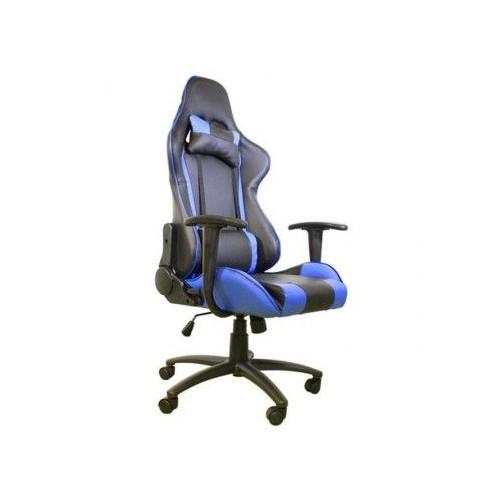 Gejmerska stolica e-Sport DS-042 Black/Blue