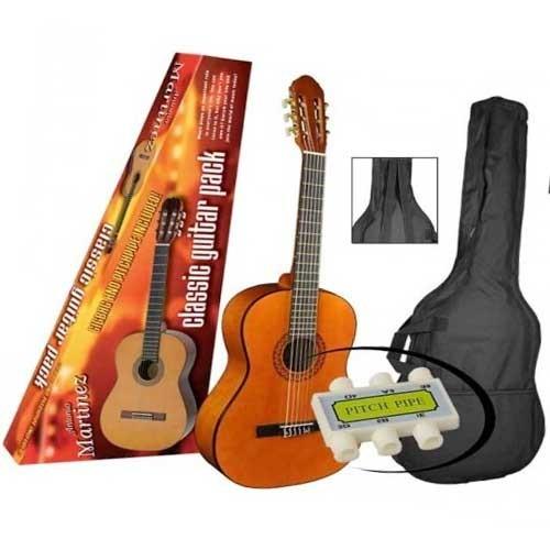 Akustična gitara sa torbom Antonio Martinez veličina 3/4