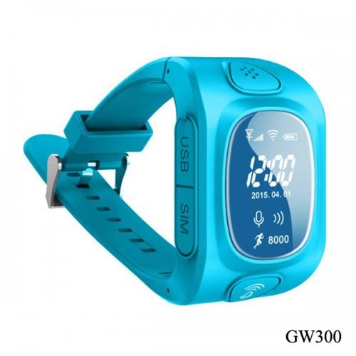 GPS Sat dečiji GW300 plavi