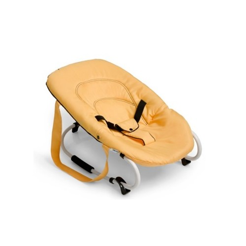 Ležaljka za bebe Hauck Rocky Banana žuta
