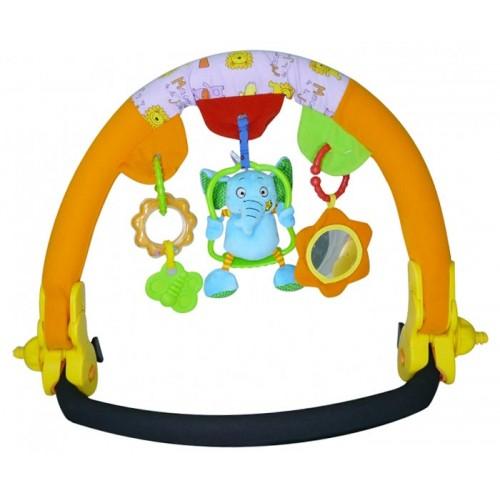 Igračka za kolica Slonče Biba Toys