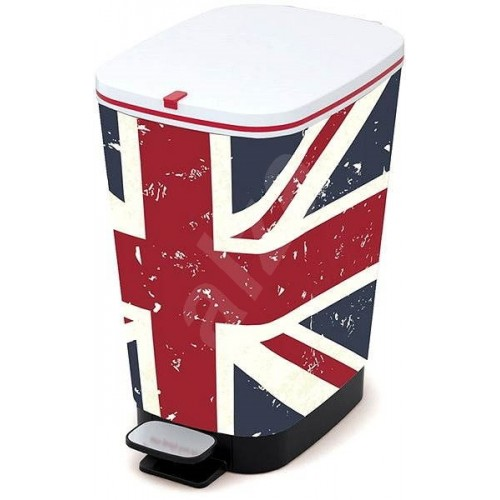 Kanta za otpatke Chic Bin L Union Jack  50l