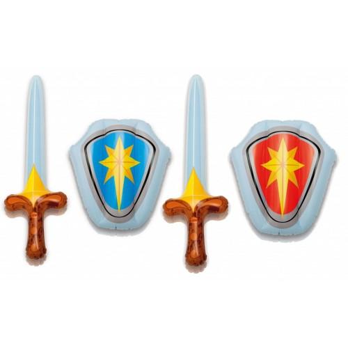 Mač i štit Intex