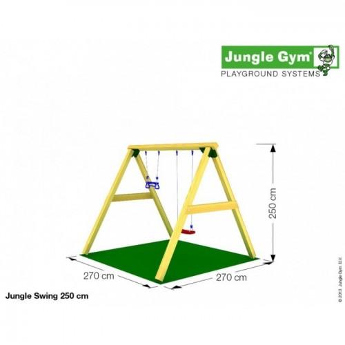 Ljuljaška Jungle Swing 250